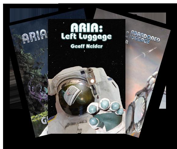 ARIA Trilogy by Geoff Nelder